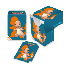Ultra Pro - Deck Box - Pokemon Full View - Charmander