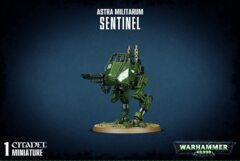 Astra Militarum - Sentinel