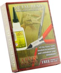 Army Painter - Metal / Resin Wargaming Assembly Set