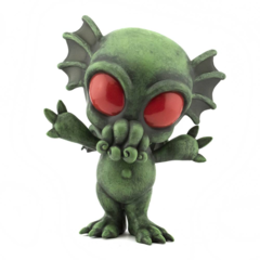 Cryptkins Unleashed - Cthulhu Patina 5in Fig (Previews Exclusive Halloween Comic Fest 2020)
