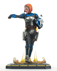 Star Wars - The Clone Wars - Bo Katan 1/7 Scale Statue