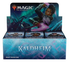 Kaldheim Draft Booster Box (w/out Buy-A-Box) (No Store Credit)