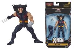 Marvel Legends - X-Men Age of Apocalypse - Weapon X 6in Action Figure (Hasbro)