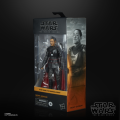 Star Wars - The Black Series - The Mandalorian - Moff Gideon Action Figure