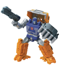Transformers Generations War for Cybertron: Kingdom - Deluxe Huffer