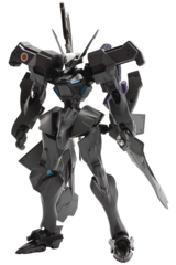 Muv-Luv Unlimited The Day After - Shiranui Imperial Japanese Army Plastic Model Kit