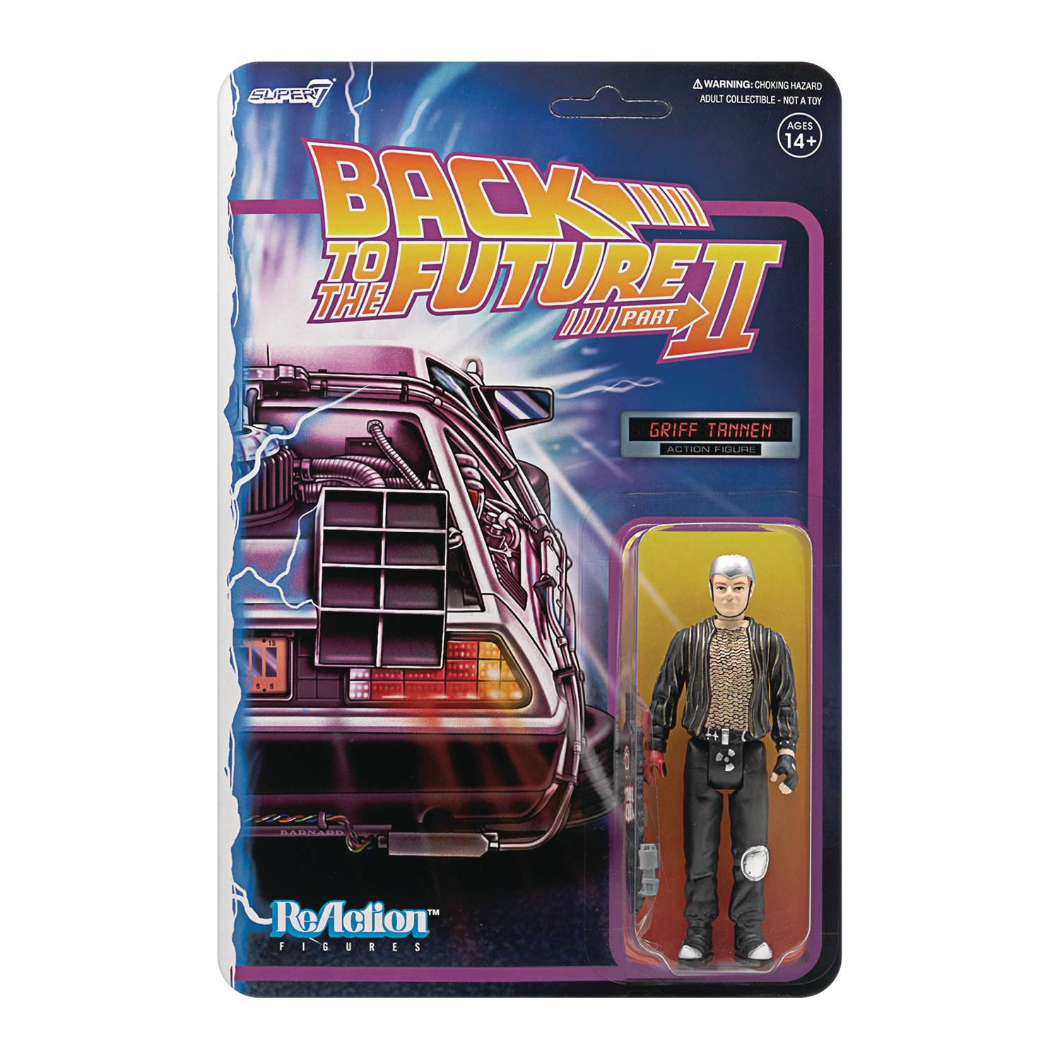 ReAction Figures - Back to the Future part II - Griff Tannen