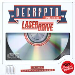 Decrypto - Expansion #1 Laser Drive