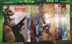 Aberrant (2018) #1-5 + Aberrant Season 2 (2019) #1-5 (8.5 - 9.2)