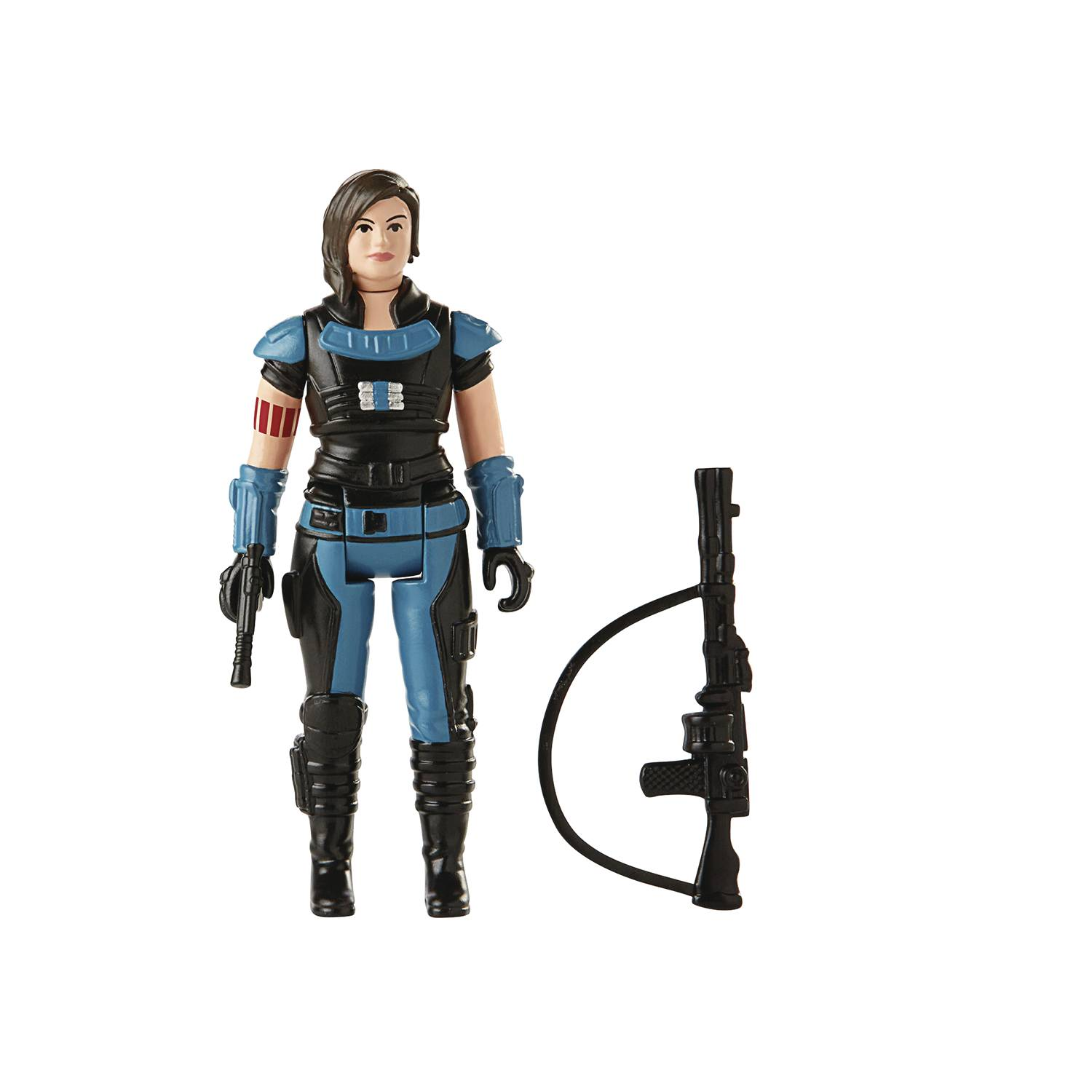 Star Wars Retro Collection - The Mandalorian - Cara Dune 3.75inch Action Figure
