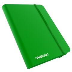 Gamegenic - Casual Album - 8 Pocket - Green