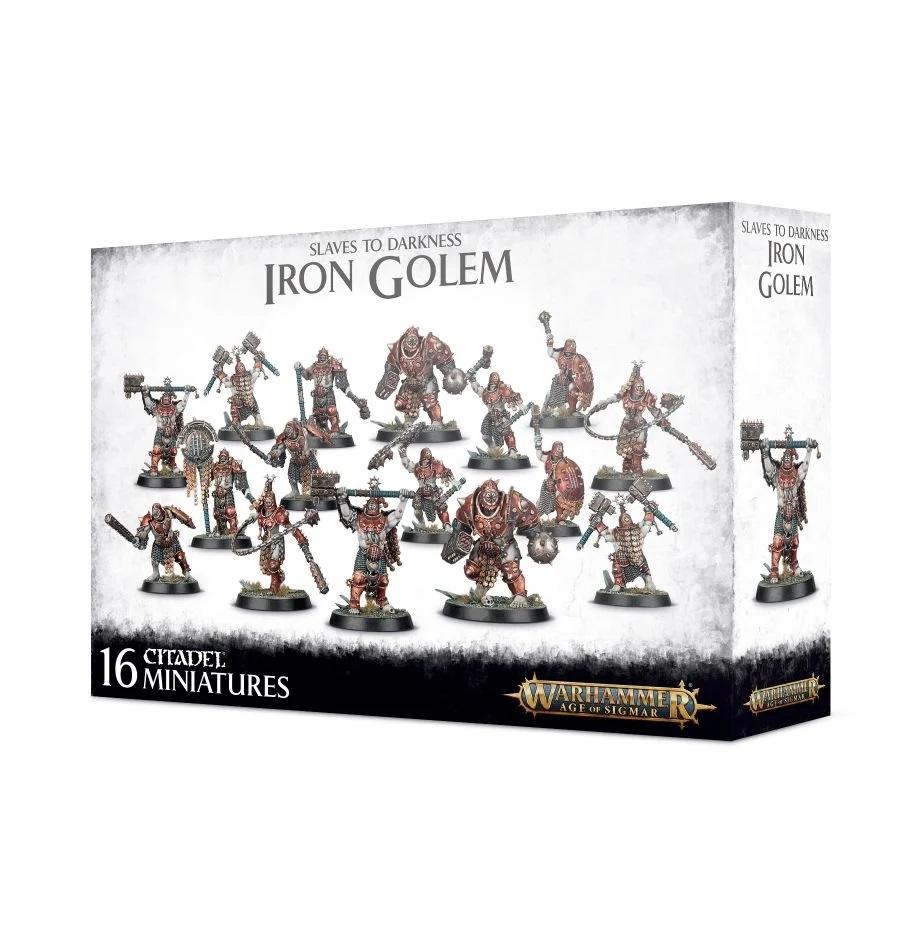 Slaves to Darkness - Iron Golem