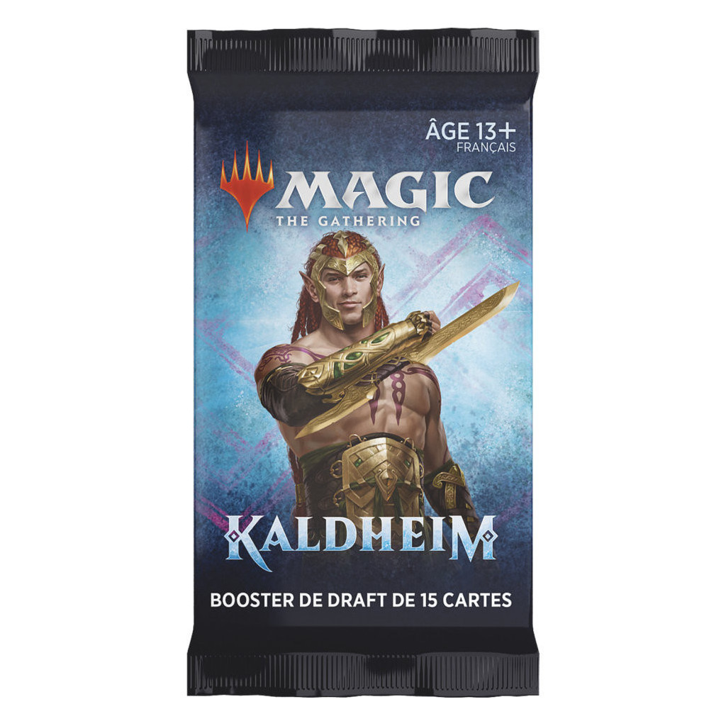 Kaldheim French Draft Booster Pack