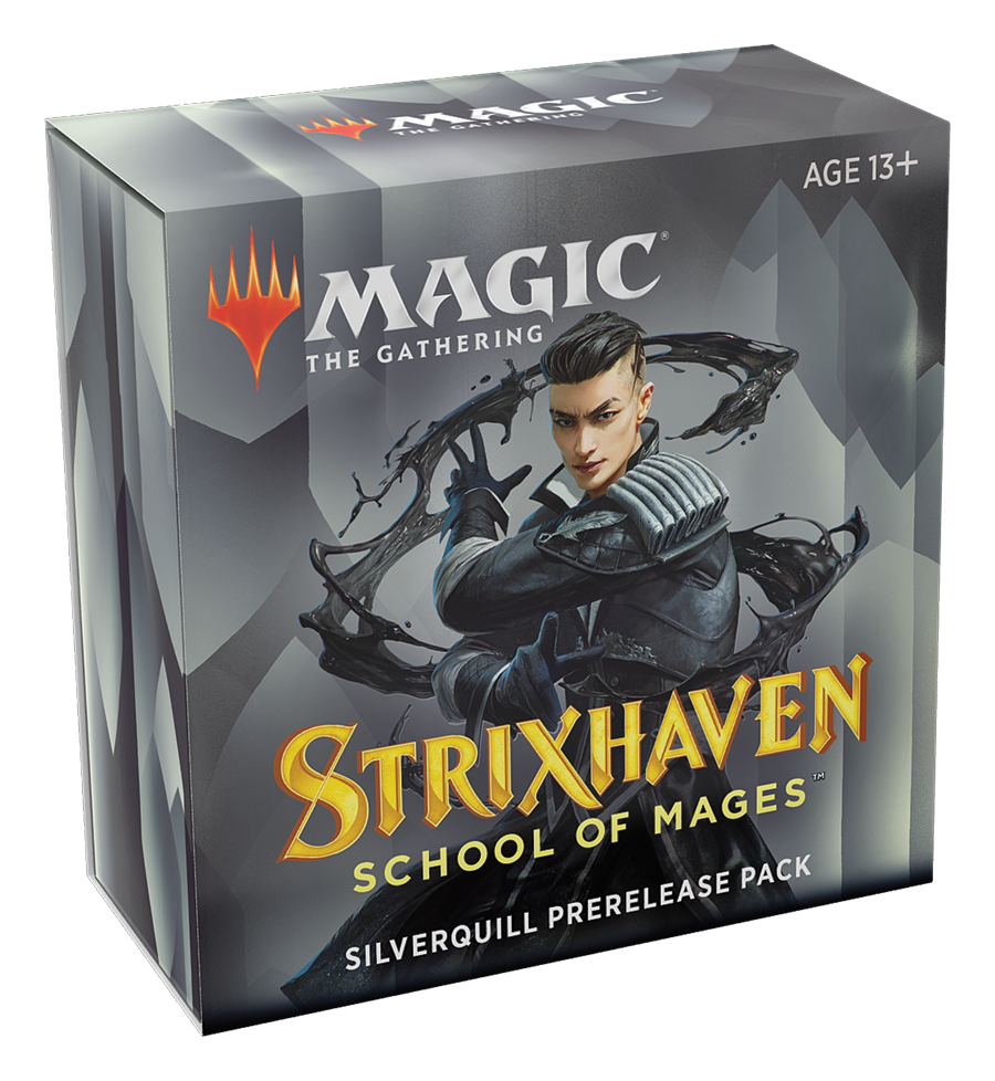 Strixhaven: School of Mages - Prerelease Pack - Silverquill