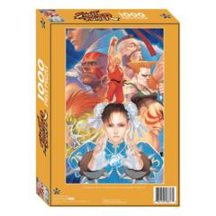 Street Fighter (Chun Li) 1000 Piece Puzzle