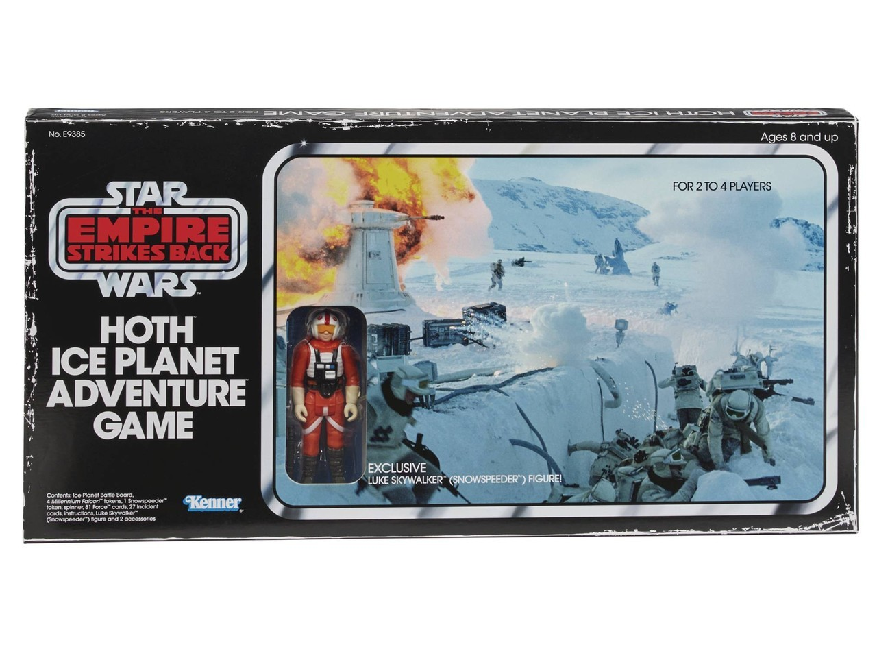 Star Wars Hoth Ice Planet Adventure Game