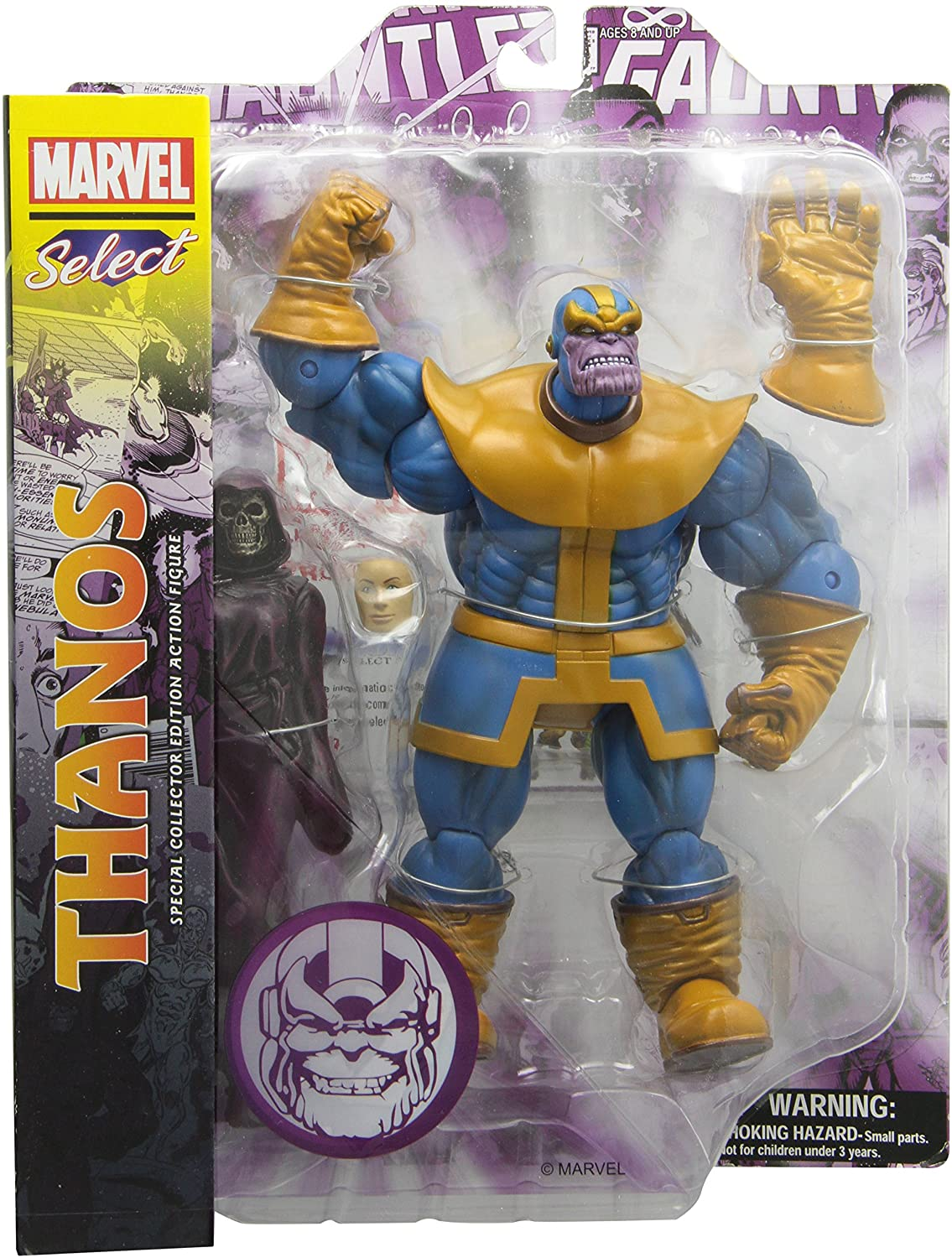 Marvel Select - Thanos Action Figure
