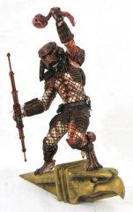 Predator 2 - Predator Hunter PVC Statue (Diamond Gallery)