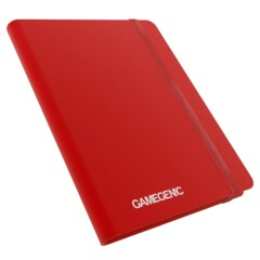 Gamegenic - Casual Album - 18 Pocket - Red