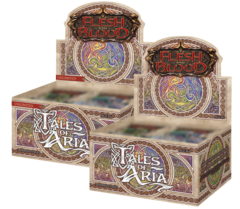Flesh and Blood TCG - Tales of Aria 1st Edition & Unlimited Booster Box (no store credit, no pay in store)