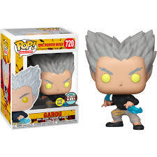Pop! - One Punch Man - Garou Specialty Series Exclusive (Funko #720)
