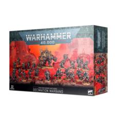 Battleforce - Chaos Space Marines - Decimation Warband