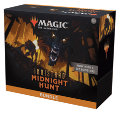 Innistrad: Midnight Hunt Bundle  (no store credit or pay in store)