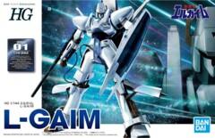 Heavy Metal L-Gaim HG - L-Gaim #01