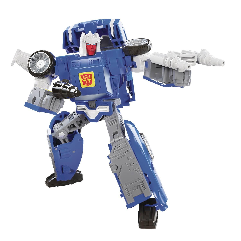 Transformers Generations War for Cybertron: Kingdom - Tracks