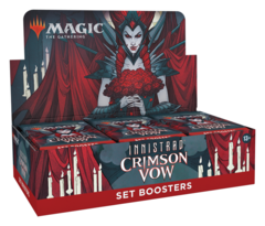 Innistrad: Crimson Vow Set Booster Box (No Store Credit, No Pay In Store)