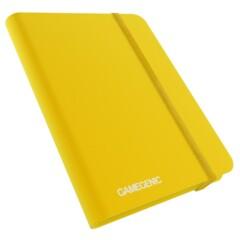 Gamegenic - Casual Album - 8 Pocket - Yellow