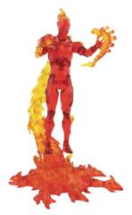 Marvel Select - Human Torch Action Figure