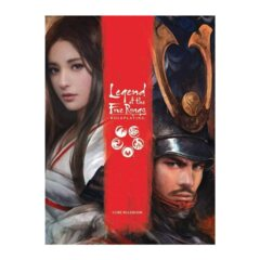 L5R Legend of the Five Rings RPG - Core Rulebook