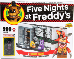 Five Nights At Freddy's - Parts and Service Construction Set (209 pieces)
