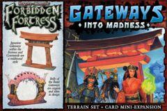 Shadows of Brimstone: Forbidden Fortress - Gateways Into Madness