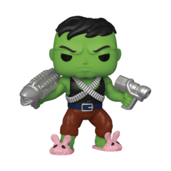 Pop! - Marvel Super Heroes - Professor Hulk 6inch Deluxe PX Previews Exclusive Vinyl Fig (Funko)