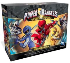 Power Rangers: Heroes of the Grid - Dino Thunder Pack