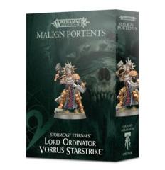 Stormcast Eternals - Lord-Ordinator Vorrus Starstrike (Malign Portents)