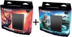 Commander Legends Commander Decks - Set of 2 (No Store Credit, No Pay in Store)
