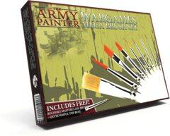Army Painter - Wargames Mega Brush Set