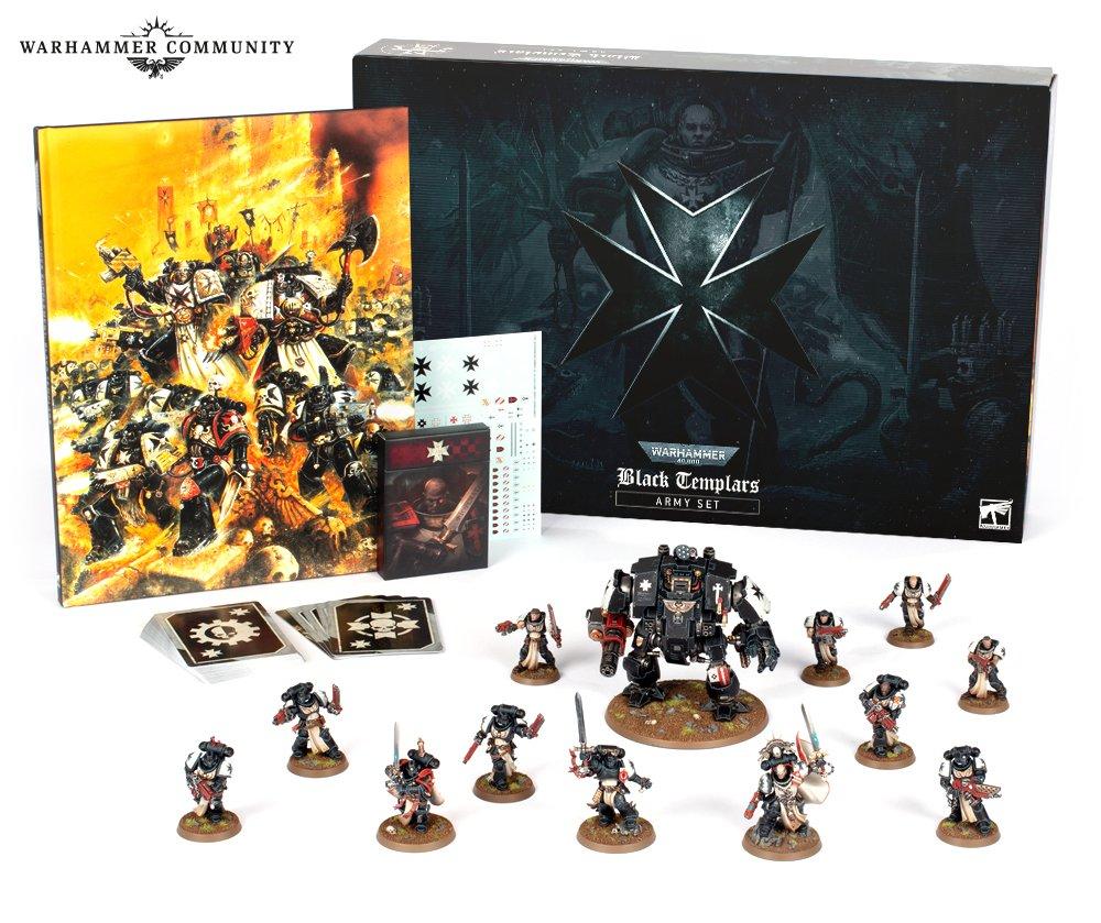 Black Templars - Army Set
