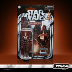 Star Wars - The Vintage Collection - Battlefront II - Heavy Battle Droid 3.75inch Action Figure