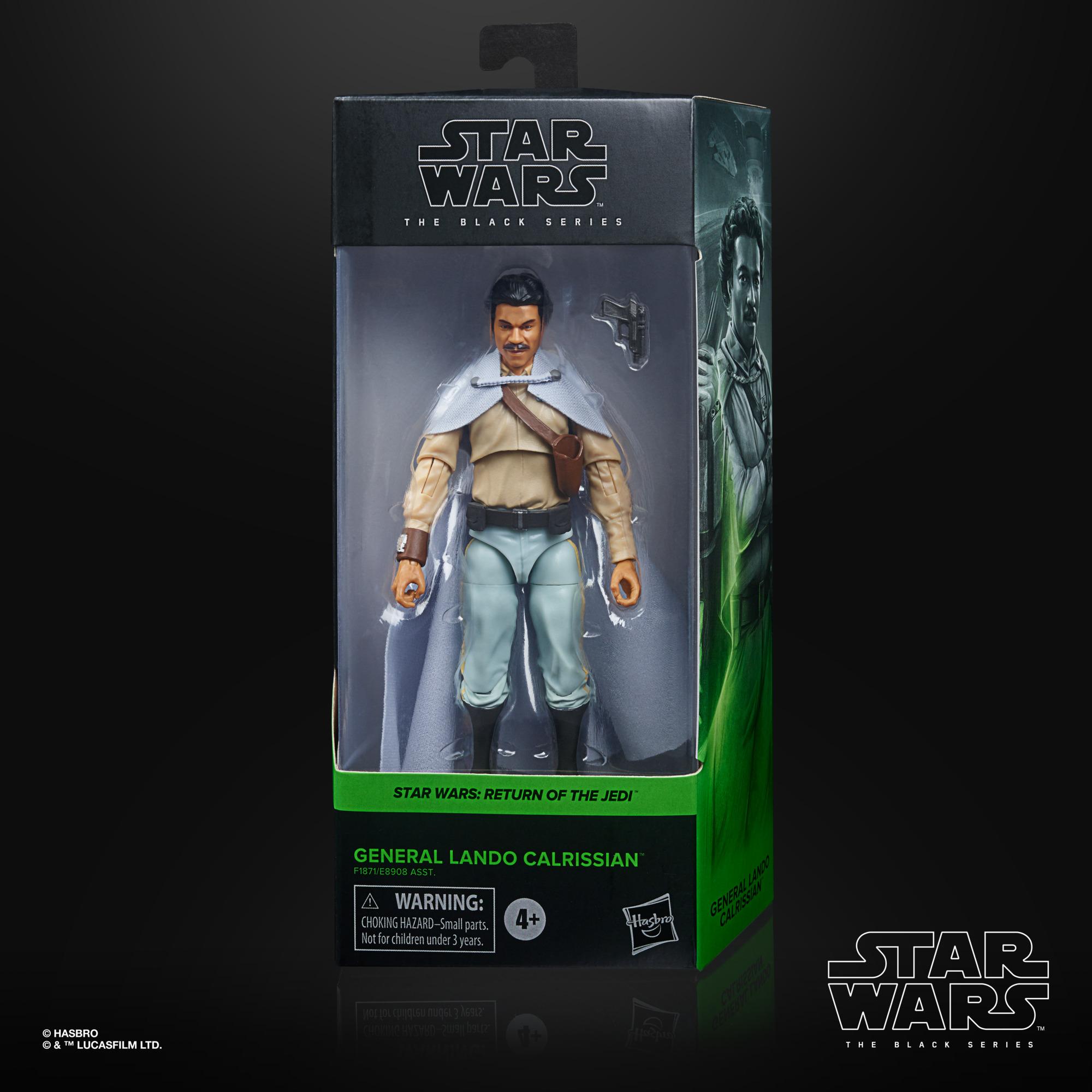 Star Wars - The Black Series - Return of the Jedi - General Lando Calrissian Action Figure