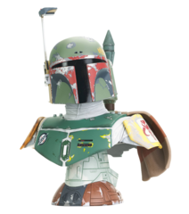 Legends in 3D - Star Wars The Empire Strikes Back - Boba Fett 1/2 Scale Bust