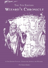The 5th Edition - Wizard's Chronicle