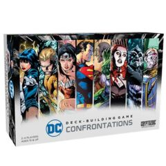 DC Deck Building Game - Confrontations