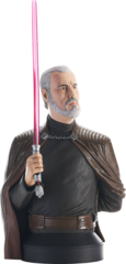 Star Wars - Revenge of the Sith - Count Dooku 1/6 Bust