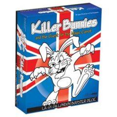 Killer Bunnies and the Quest for the Magic Carrot - La-Di-Da London Booster