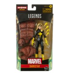 Marvel Legends - Iron Man - Darkstar Action Figure (BAF Ursa Major)