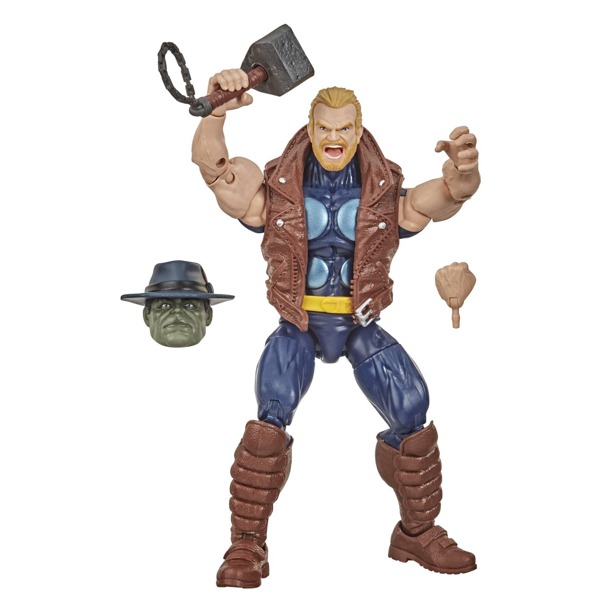 Marvel Legends - Marvels Avengers Gameverse - Thunderstrike Action Figure